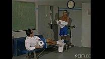 gay soccer jocks make a bet Thumbnail