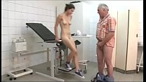 Dirty old man visits and gropes a hot young girl Thumbnail