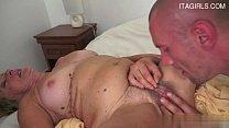 Hot wife throat swallow Thumbnail