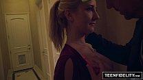 TEENFIDELITY Jade Amber Deep Creampie - download porn videos