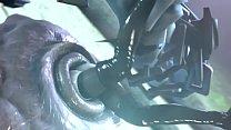 YoRHa Troops Extermination Plan CE bonus scene ... Thumbnail
