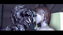 3D-Resident Evil-MOLD