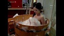 韓國美女主播泡泡浴