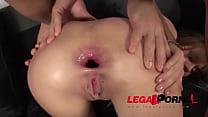 Jana Vox balls deep anal fucking NR086