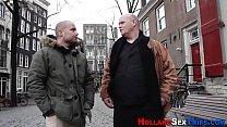 Dutch whore nailed hard Thumbnail