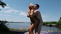 PHILAVISE-Freedom fucking with Alyssa Lynn and Patrick Delphia