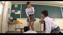 Profesora con minifalda es grabada por sus alum...