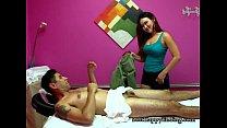 charming asian masseuse reveals cock hungry oriental slut