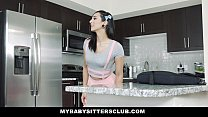 MyBabySittersClub - Teen BabySitter Fucked By C...
