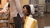 JAV Temptation Salon Mizuna Wakatsuki risky sex...