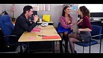 August Ames & Ashley Adams Threesome FULL VIDEO...
