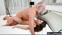 cum for fucked before grandpa sucks bellini anita Hungarian