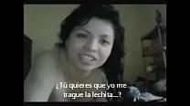1 movie addict cum girl Spanish
