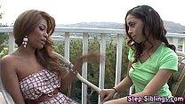 Ebony les stepsis tastes
