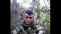 hetero soldado colombiano enganado trciked colombian soldier