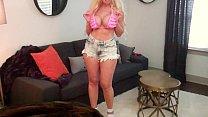 Hot Big Titted Kelley Cabbana Shows Off her Big Ass!