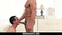 MormonBoyz - Teen Gets Barebacked By Hung Muscl... Thumbnail