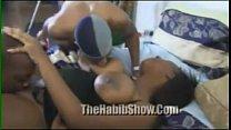 Pornstar Tia Carter in Crazy ass orgy Freakfest P2