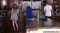 Horny milf seduces associate My playfellow's step daughters Boycompeer