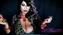 Serena-lipstick-seduction-Samantha38g-Cosplay