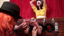 April O'Neil's Ticklish Interrogation