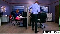 Office Sluty Girl (Lauren Phillips) With Big Ro... thumb