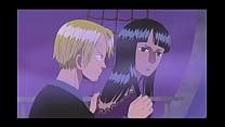 Nico Robin X Lion Man Thumbnail