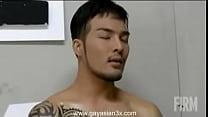 เกย์เอเชีย กล้ามเป็นมัดเล่นนัวเนียเสียวโม็คควยแล้วเย็ดตูดกันเนื้อสั่นสะเทือน