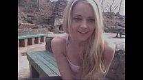 pornaero.com - monument public at herself fucks teen blond Hot