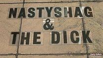 Busty Nastyshag Outdoor Fuck