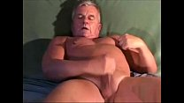 mature shaved and hot nipped dad jacks off Thumbnail