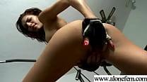 Sexy Teen Masturbating With Toys vid-14