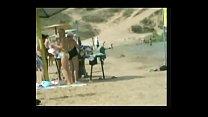 REAL Voyeur hidden beach Girls with gorgeous nude tits ass