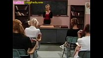 Lesbians Schoolgirls Attack