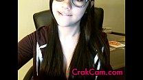 Tiny model dancing - crakcam.com - free online cam chatting - herself