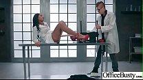Office Sluty Girl (Jenna J Foxx) With Big Round...