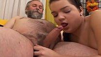 Seductive hardcore porn with granny