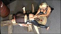 Norwegian MonicaMilf as the dirty pegging nun p... thumb