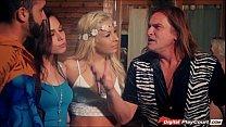 Carmen Caliente and Aidra Fox swap husbands in ...