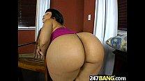 Big booty light sking black girl Pinky XXX amazing ass fuck.1