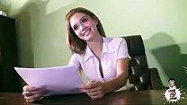 Script Yanina Office Worker Sheds Her Black Fishnets