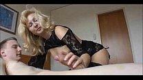 Blonde Milf Cuckolds Hubby With a Teen