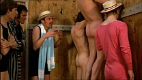 Vintage Threesome Gloryhole - In The Sign of The Taurus (1974) Sex Scene 2
