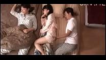 หนังโป๊ญี่ปุ่นพี่เขยเคล็มน้องเมียเอาข้างๆ เมียของเขาเลย
