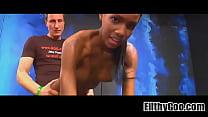 Black slut fucked   11 Widescreen TSO[17]