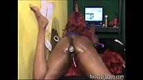 VNA Booty Shaking And Anal Masturbation #12 : Nilou Achtland