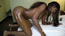 18yr black pussy banged too tight makes nut bus...