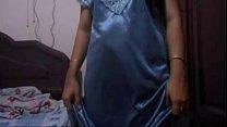 4597975 indian aunty silver bikini.1 thumb