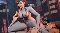 FapZone // Chun-Li (Street Fighter V)