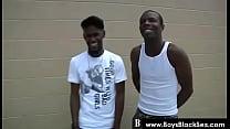 Blacks Thugs Breaking Down Sissy White Boys Hard 01